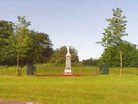 Trelewis War Memorial